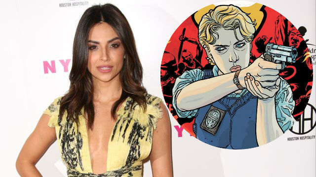 Floriana Lima Cast as DC Character Maggie Sawyer in Supergirl