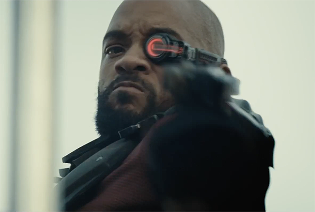 Take Aim at the New Deadshot Suicide Squad Promo