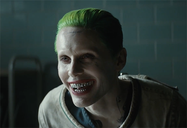 The Joker is Really Really Wild in Suicide Squad Promo