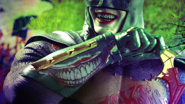 Joker Hot Toy Teases a Surprise Costume Change for Suicide Squad