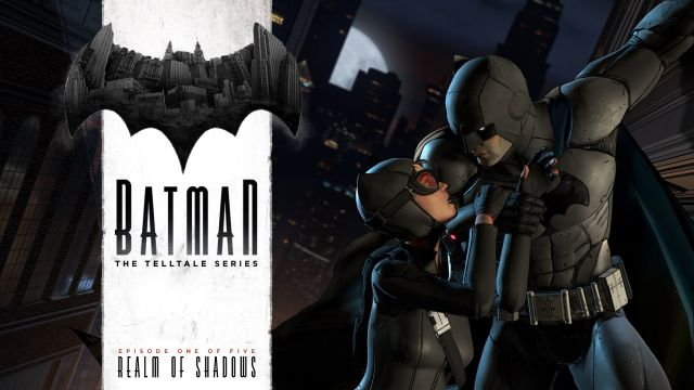 The Official Batman The Telltale Series Trailer is Here!