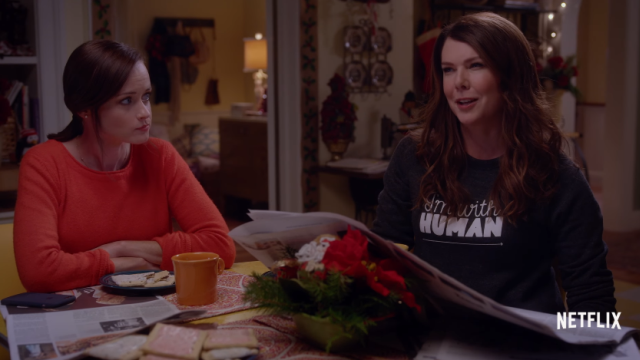 Netflix Announces Premiere Dates for Gilmore Girls, Black Mirror, and More!