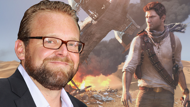 Joe Carnahan is going to script the Uncharted movie.