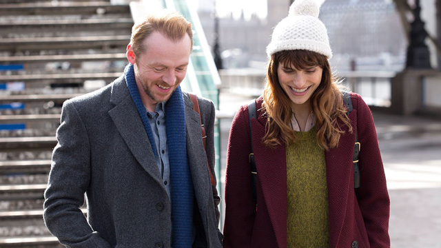 Man Up is one of the more recent Simon Pegg movies.