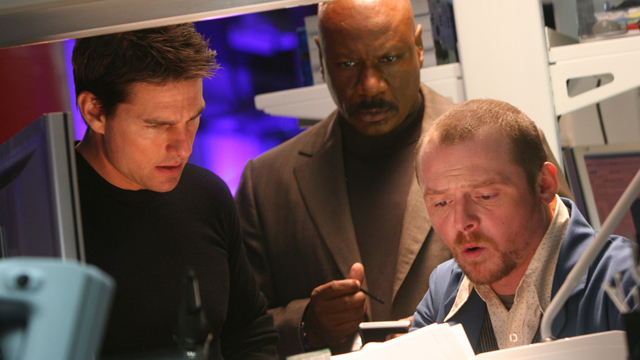 Mission Impossible III is the first in the franchise to join the list of Simon Pegg movies.