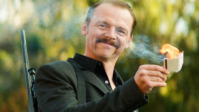 Kill Me Three Times is another of the more recent Simon Pegg movies.