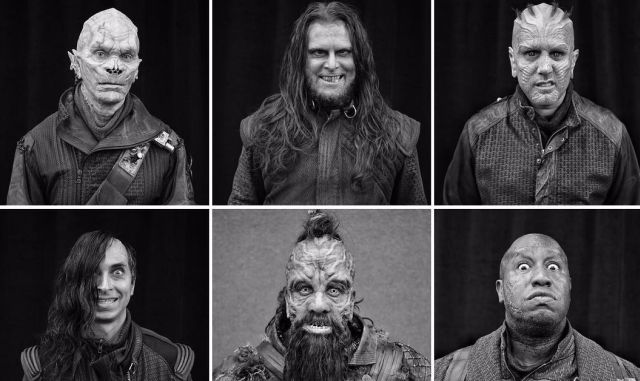 Meet The Ravagers from Guardians of the Galaxy Vol. 2