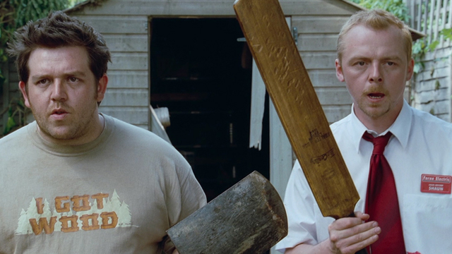 Shaun of the Dead is among the best loved Simon Pegg movies.