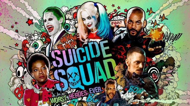 Suicide Squad Score Tracklist Debuts, Listen to the First Song!