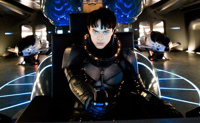 Valerian and the City of a Thousand Planets Comic-Con Panel Live Blog