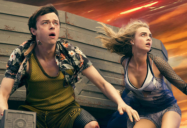 A Valerian NYCC panel will give New York Comic Con fans a sneak peek at the upcoming science fiction adventure from renowned filmmaker Luc Besson.