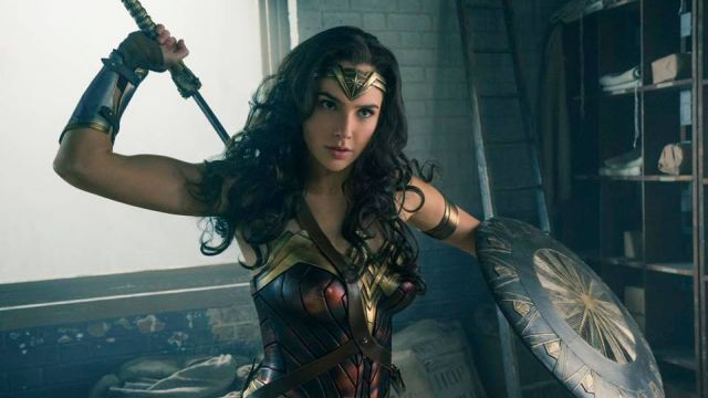 The Wonder Woman Trailer is Here!
