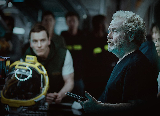 Michael Fassbender Confirms Alien: Covenant Will be Way Scary