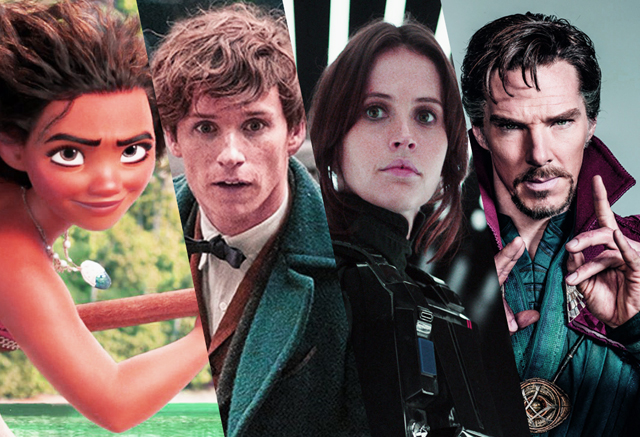 The Fall Movie Preview 2016