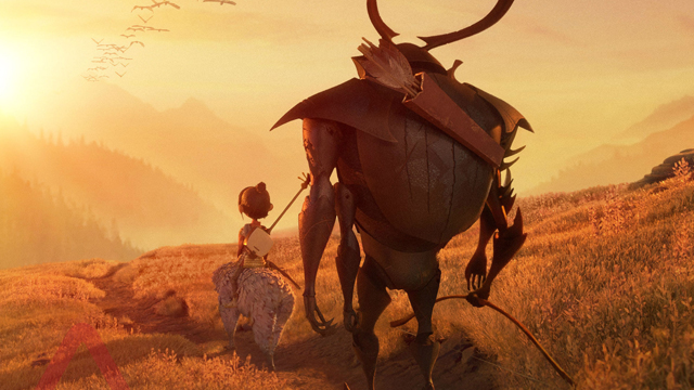 CS sits down with the Kubo and Two Strings cast and crew.