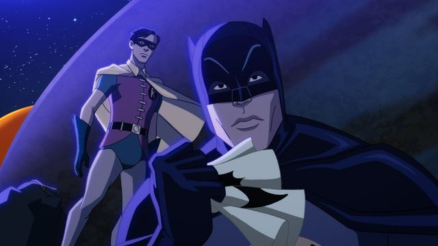 Batman: Return of the Caped Crusaders to Premiere at New York ComicCon
