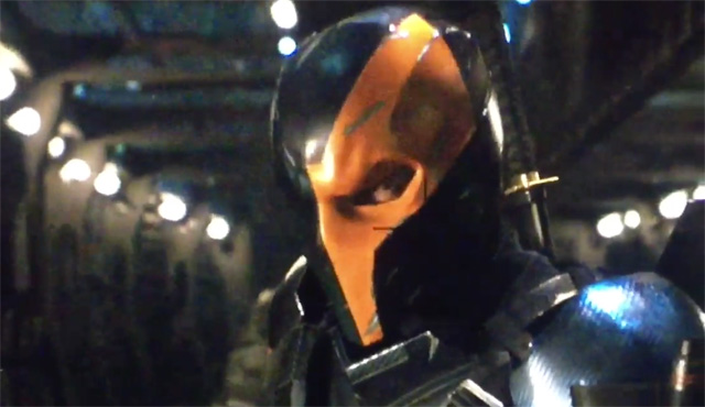 Deathstroke Actor Joe Manganiello Talks The Batman & Ben Affleck