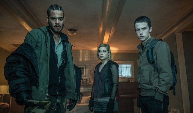Don't Breathe Tops Box Office, Jason Bourne Big in China