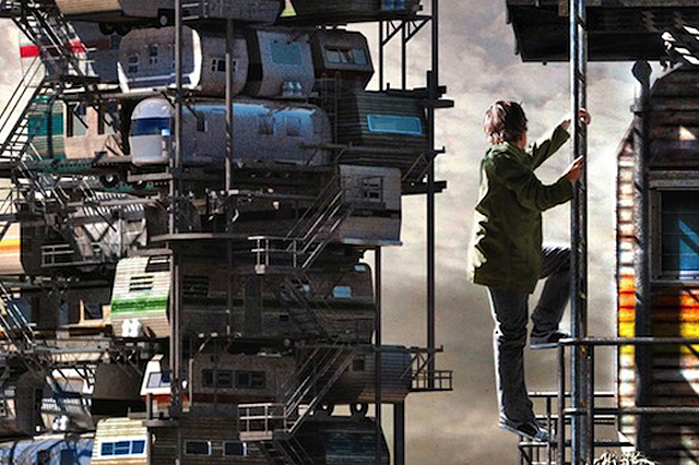 Ready Player One Set Videos and More Photos Debut Online
