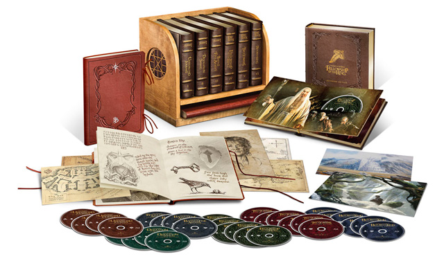 Middle-earth 6-Film Collection Unboxing Video and More Details!