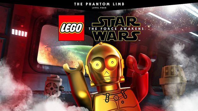 C-3PO's Red Arm Origin Revealed in LEGO Star Wars: The Force Awakens Level Pack