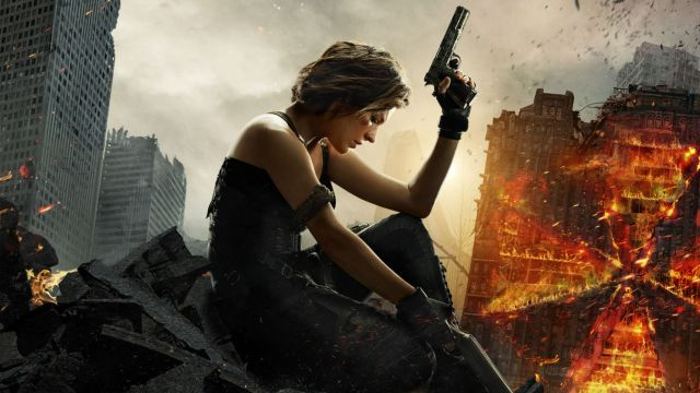 Return to The Hive with Two Resident Evil: The Final Chapter TV Spots