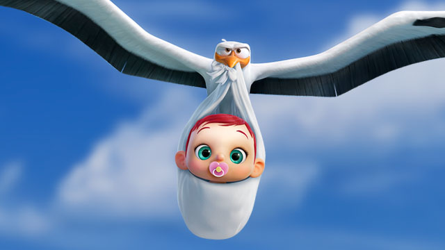 Check out the new Storks movie trailer.