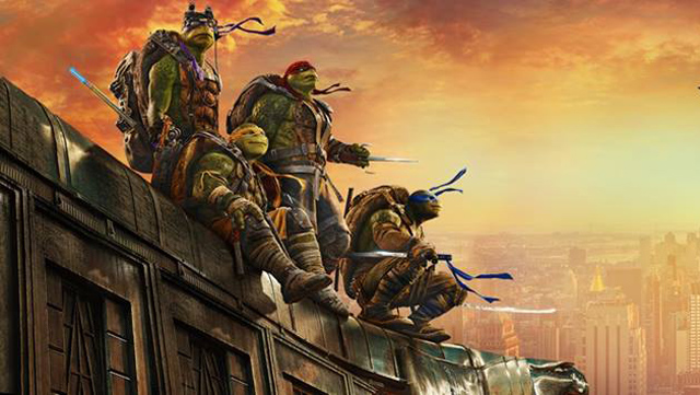 Teenage Mutant Ninja Turtles: Out of the Shadows Blu-ray Announced