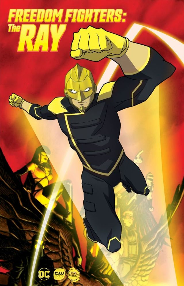 Freedom Fighters: The Ray to Feature TV's First Gay Superhero Lead
