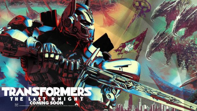 Two Transformers: The Last Knight Set Videos, Plus a Real Transformer!