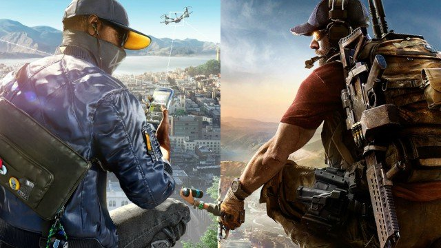Ubisoft Gamescom Trailers for Ghost Recon Wildlands and Watch Dogs 2