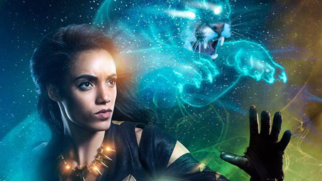 First Look at DC's Legends of Tomorrow's New Vixen