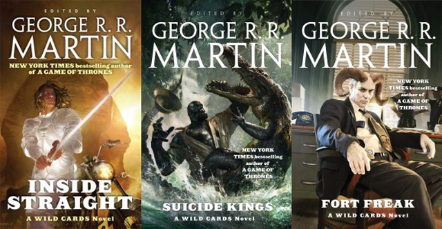 George R.R. Martin Reveals a Wild Cards Series is in Development