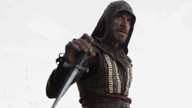 New Assassin's Creed Photos Featuring Michael Fassbender's Aguilar