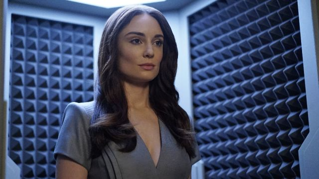 AIDA featured in Marvel's Agents of SHIELD episode 4.03 photos
