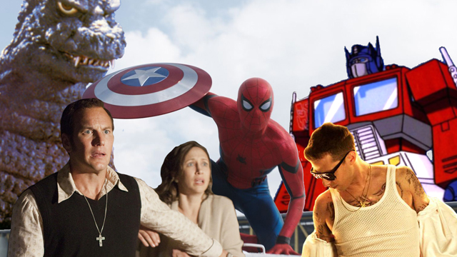 September 13 brings home Captain America: Civil War, Marauders, Popstar, The Conjuring 2 and more!