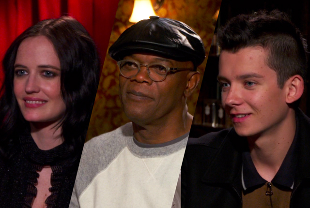 CS Video: The Cast of Miss Peregrine's Home for Peculiar Children