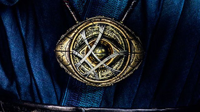 Check out a new Doctor Strange motion poster.