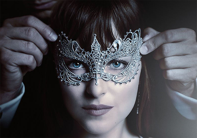 Fifty Shades Darker Rated R for Strong Erotic Sexual Content