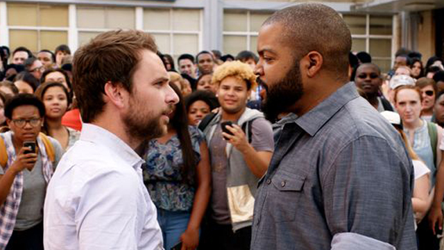 New Line's Fist Fight movie hits theaters February 17, 2017.