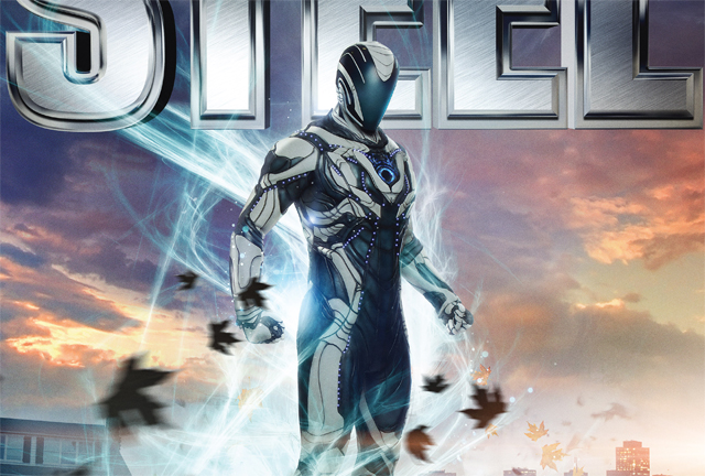 New Max Steel Poster For the Hasbro Movie