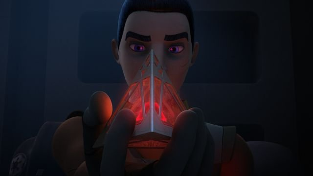 New Clip and Photos from the Star Wars Rebels Season 3 Premiere