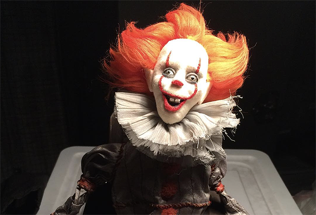 Stephen King's IT Remake Wraps Production, New Image