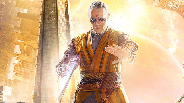More Doctor Strange Character Posters with Mordo, The Ancient One and Kaecilius