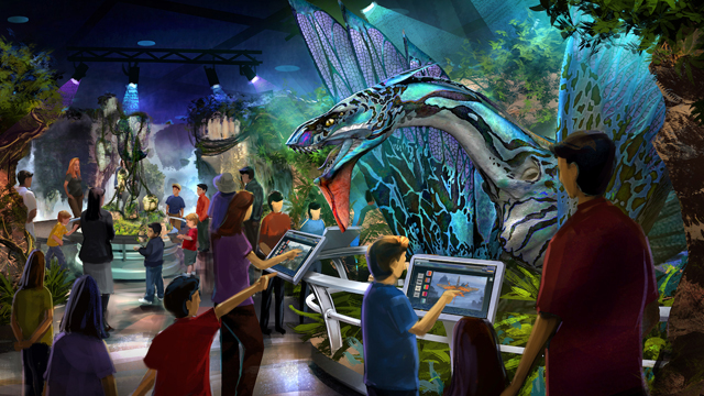 Get ready to Discover Pandora with this new Avatar exhibit.