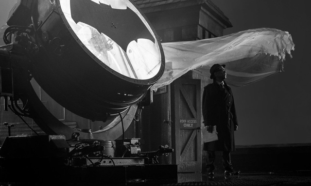 Commissioner Gordon Revealed in Justice League