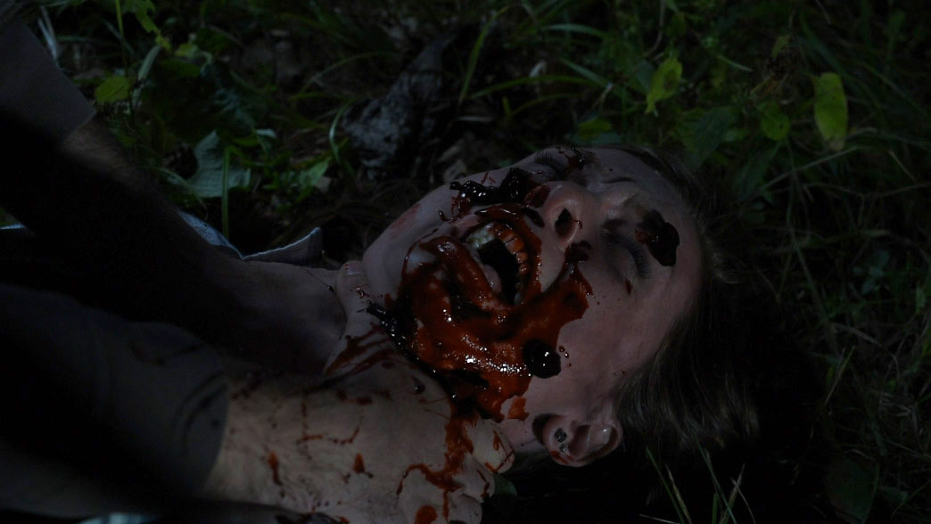 Canadian indie auteur Brett Kelly releases three shots from upcoming survivalist horror film Countrycide