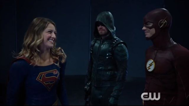 The CW's Superhero Fight Club 2.0 Trailer Brings Supergirl into the Fold