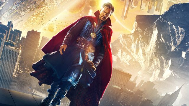 Open Your Mind with a Behind-the-Scenes Look at Doctor Strange