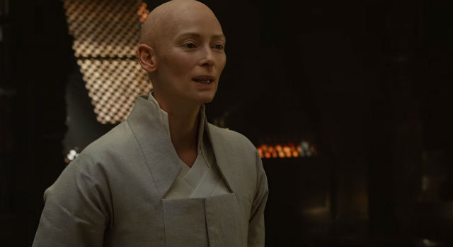 Our Tilda Swinton movies spotlight takes a look at her gender-bending style and quirky roles before she debuts as The Ancient One in the upcoming Doctor Strange.